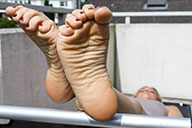 small preview pic number 6 from set 1505 showing Allyoucanfeet model Lia