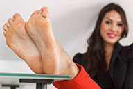 small preview pic number 4 from set 1508 showing Allyoucanfeet model Mica