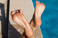 small preview pic number 5 from set 1509 showing Allyoucanfeet model Lena