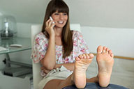 small preview pic number 4 from set 1511 showing Allyoucanfeet model Burni