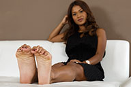 small preview pic number 5 from set 1516 showing Allyoucanfeet model Cataleya - New Model