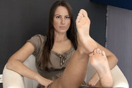 small preview pic number 6 from set 1519 showing Allyoucanfeet model Sandy