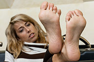 small preview pic number 6 from set 1520 showing Allyoucanfeet model Christiane