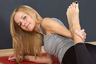 small preview pic number 2 from set 1521 showing Allyoucanfeet model Romy