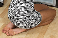 small preview pic number 6 from set 1530 showing Allyoucanfeet model Melody - New Model