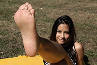 small preview pic number 5 from set 1536 showing Allyoucanfeet model Brini