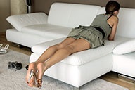 small preview pic number 2 from set 1540 showing Allyoucanfeet model Escada