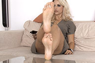 small preview pic number 3 from set 1545 showing Allyoucanfeet model Madeleine
