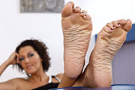 small preview pic number 4 from set 1556 showing Allyoucanfeet model Norma
