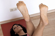 small preview pic number 6 from set 1557 showing Allyoucanfeet model Norma