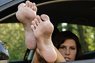 small preview pic number 5 from set 1570 showing Allyoucanfeet model Nicky