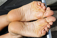 small preview pic number 6 from set 1586 showing Allyoucanfeet model Nicola