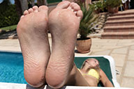 small preview pic number 6 from set 1599 showing Allyoucanfeet model Vani