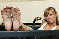 small preview pic number 6 from set 1600 showing Allyoucanfeet model Joyce
