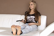 small preview pic number 6 from set 1601 showing Allyoucanfeet model Joyce