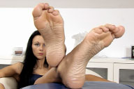 small preview pic number 5 from set 1605 showing Allyoucanfeet model Cora