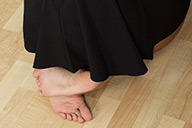 small preview pic number 4 from set 1612 showing Allyoucanfeet model Cataleya