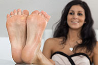 small preview pic number 3 from set 1626 showing Allyoucanfeet model Lena