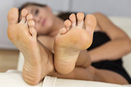 small preview pic number 4 from set 1640 showing Allyoucanfeet model Jolina