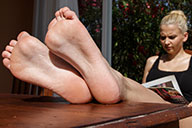 small preview pic number 3 from set 1651 showing Allyoucanfeet model Emmi