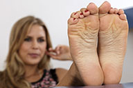 small preview pic number 5 from set 1663 showing Allyoucanfeet model Amira