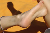 small preview pic number 5 from set 167 showing Allyoucanfeet model Chris