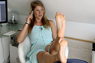 small preview pic number 4 from set 1674 showing Allyoucanfeet model Bianca