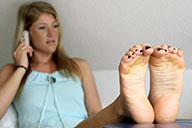 small preview pic number 5 from set 1674 showing Allyoucanfeet model Bianca