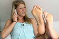 small preview pic number 6 from set 1674 showing Allyoucanfeet model Bianca
