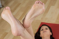 small preview pic number 3 from set 1675 showing Allyoucanfeet model Steffi