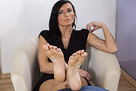 small preview pic number 5 from set 1680 showing Allyoucanfeet model Gina