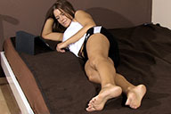 small preview pic number 1 from set 1689 showing Allyoucanfeet model Agnes