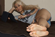 small preview pic number 5 from set 1696 showing Allyoucanfeet model Jade