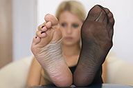 small preview pic number 3 from set 1698 showing Allyoucanfeet model Nine