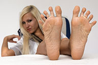 small preview pic number 5 from set 1707 showing Allyoucanfeet model Eva