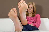 small preview pic number 4 from set 1708 showing Allyoucanfeet model Romy