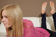 small preview pic number 6 from set 1709 showing Allyoucanfeet model Romy