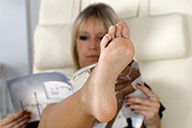 small preview pic number 3 from set 1727 showing Allyoucanfeet model Tina