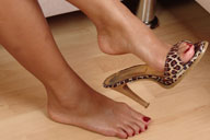 small preview pic number 2 from set 173 showing Allyoucanfeet model Jing