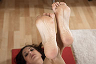 small preview pic number 4 from set 1730 showing Allyoucanfeet model Mel