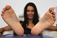 small preview pic number 4 from set 1737 showing Allyoucanfeet model Cassandra