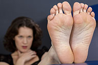 small preview pic number 5 from set 1738 showing Allyoucanfeet model Julie