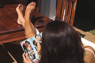 small preview pic number 4 from set 1744 showing Allyoucanfeet model Maxine