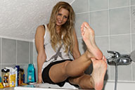 small preview pic number 6 from set 1748 showing Allyoucanfeet model Emmi