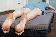 small preview pic number 4 from set 1767 showing Allyoucanfeet model Kiro