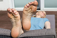 small preview pic number 5 from set 1767 showing Allyoucanfeet model Kiro