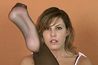 small preview pic number 2 from set 1774 showing Allyoucanfeet model Nicky