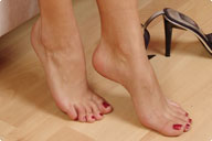 small preview pic number 2 from set 180 showing Allyoucanfeet model Escada
