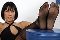 small preview pic number 4 from set 1812 showing Allyoucanfeet model Lulu