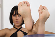 small preview pic number 6 from set 1812 showing Allyoucanfeet model Lulu